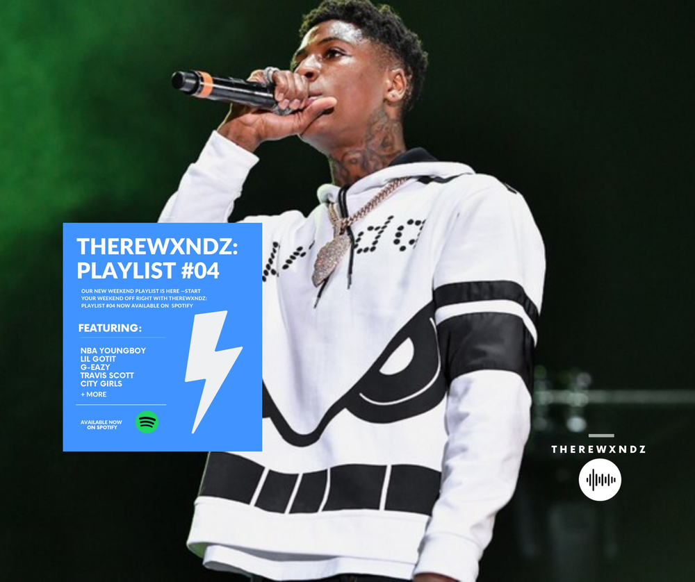 Stream THEREWXNDZ Playlist #04