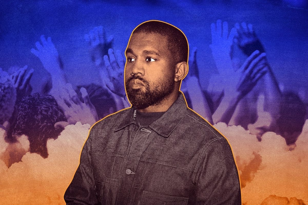 Kanye West Made a Pretty Decent Gospel Album—and That May Be His Greatest Troll Yet