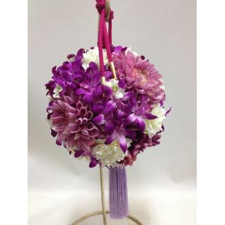 フローラル・ハウスから花