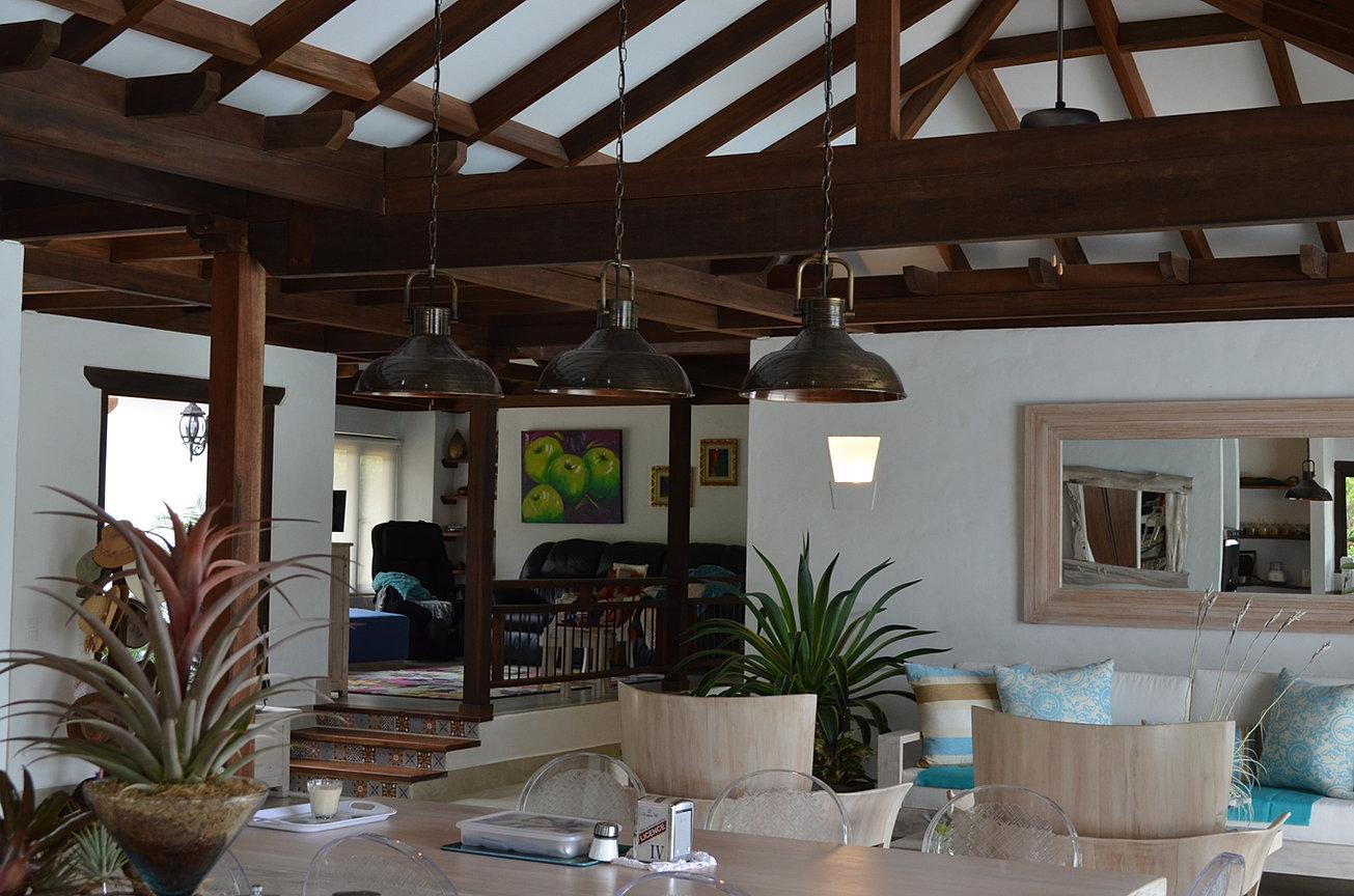 Casas campestres construccion personalizada casas - Casas rusticas por dentro ...