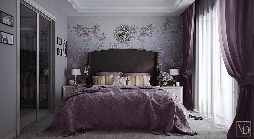Дизайн спальни 10 квМ