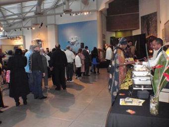 Valerie c wang event portfolio america i am for Ackee bamboo jamaican cuisine