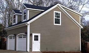 Nc garage builders custom garage building for Garage builders alabama
