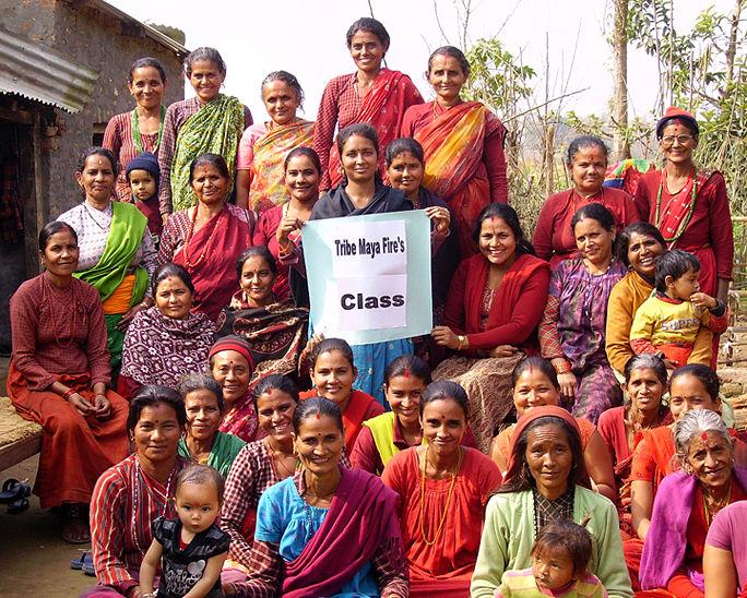 MayaFire Class - Pituwa Village