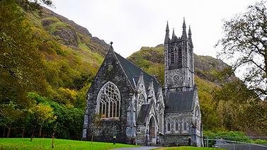 Kylemore Catle Gothic Memorial Church