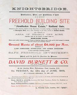 Stratheden House Estate Auction Catalogu
