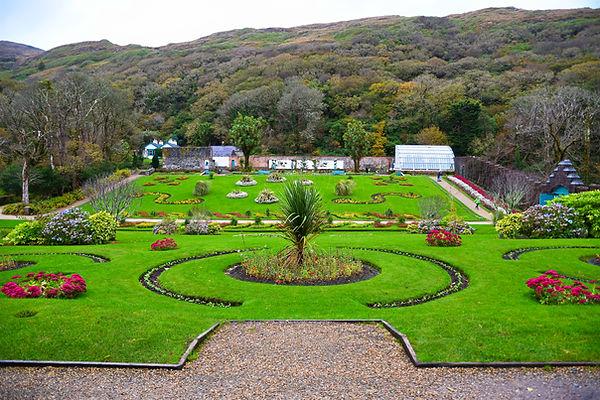 Kylemore Abbey Victorian Walled Garden