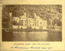Kylemore Abbey Booklet