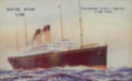 White Star Line - R.M.S. Celtic