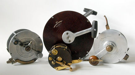 Mitchell-Henry Tunny Fishing Reels