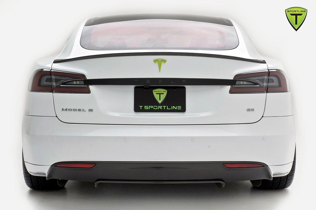Evsmotors T Sportline Tesla Model S Aerokit