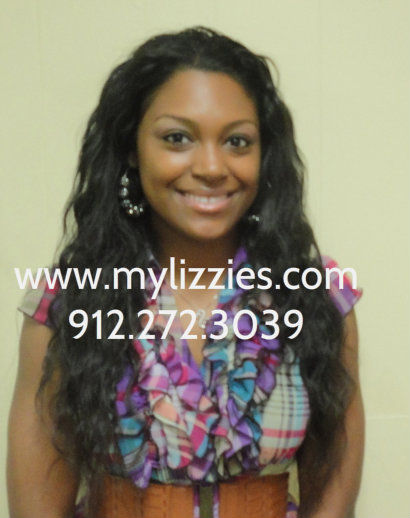 Hair Extensions Savannah 100