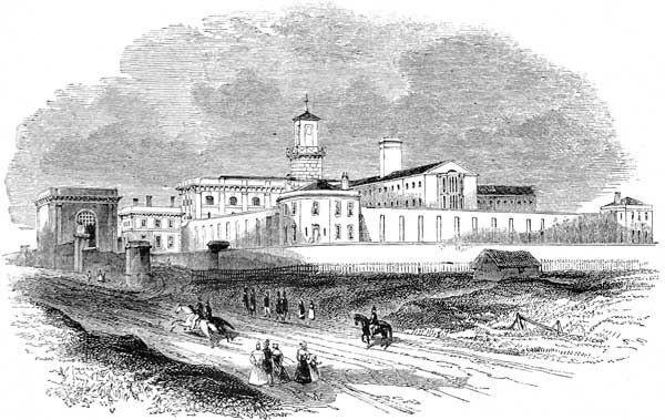 Pentonville Prison 1842