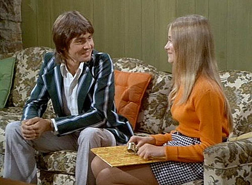 Kathy And Davy Jones