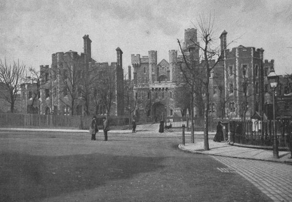 Holloway Prison 1896