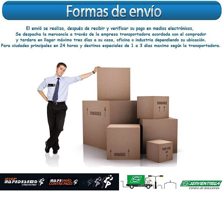 FormasDeEnvio