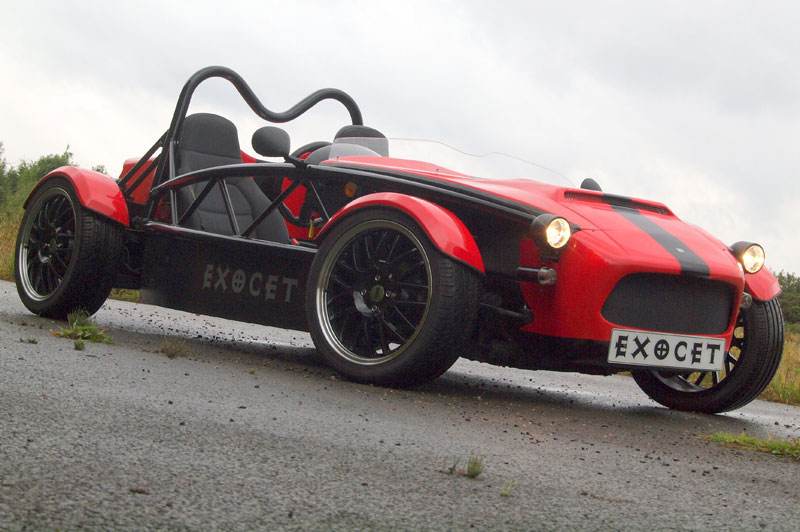 Mev Build Rocketeer V6 Exocet For National Kit Car Show