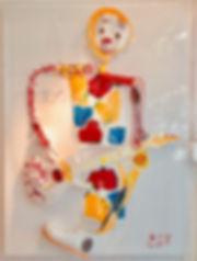 The clown 2