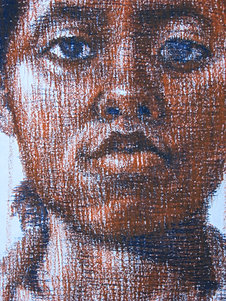 Self-Portrait (detail)