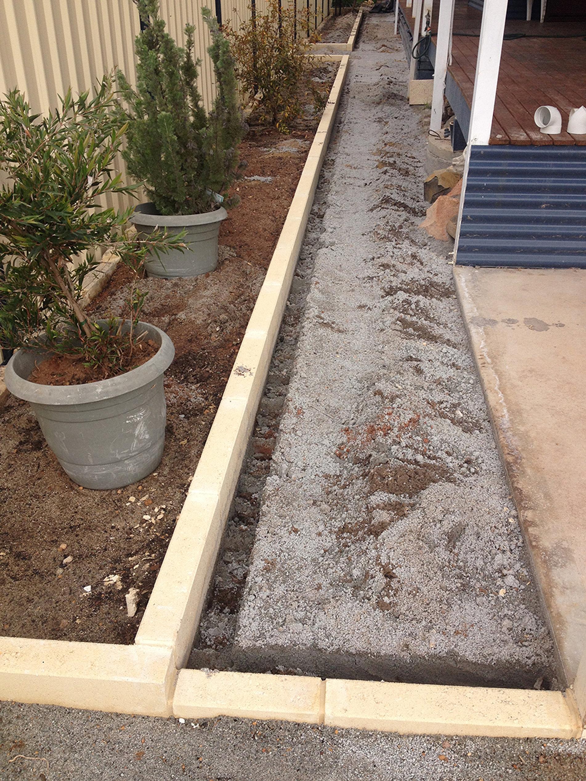 Landscaping With Limestone Blocks : Limestone blocks perth