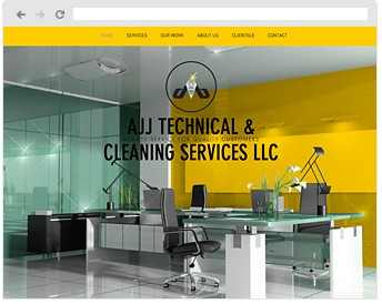 Ajj Cleaning Services