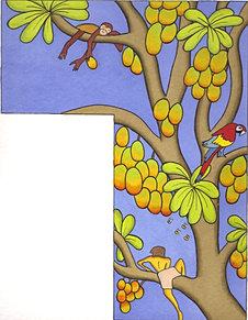 How The Mango Birds Were Born