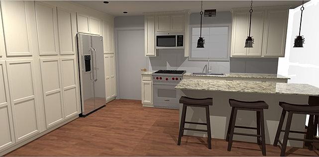 kitchen bathroom remodel additions decks in richmond va 3d kitchen