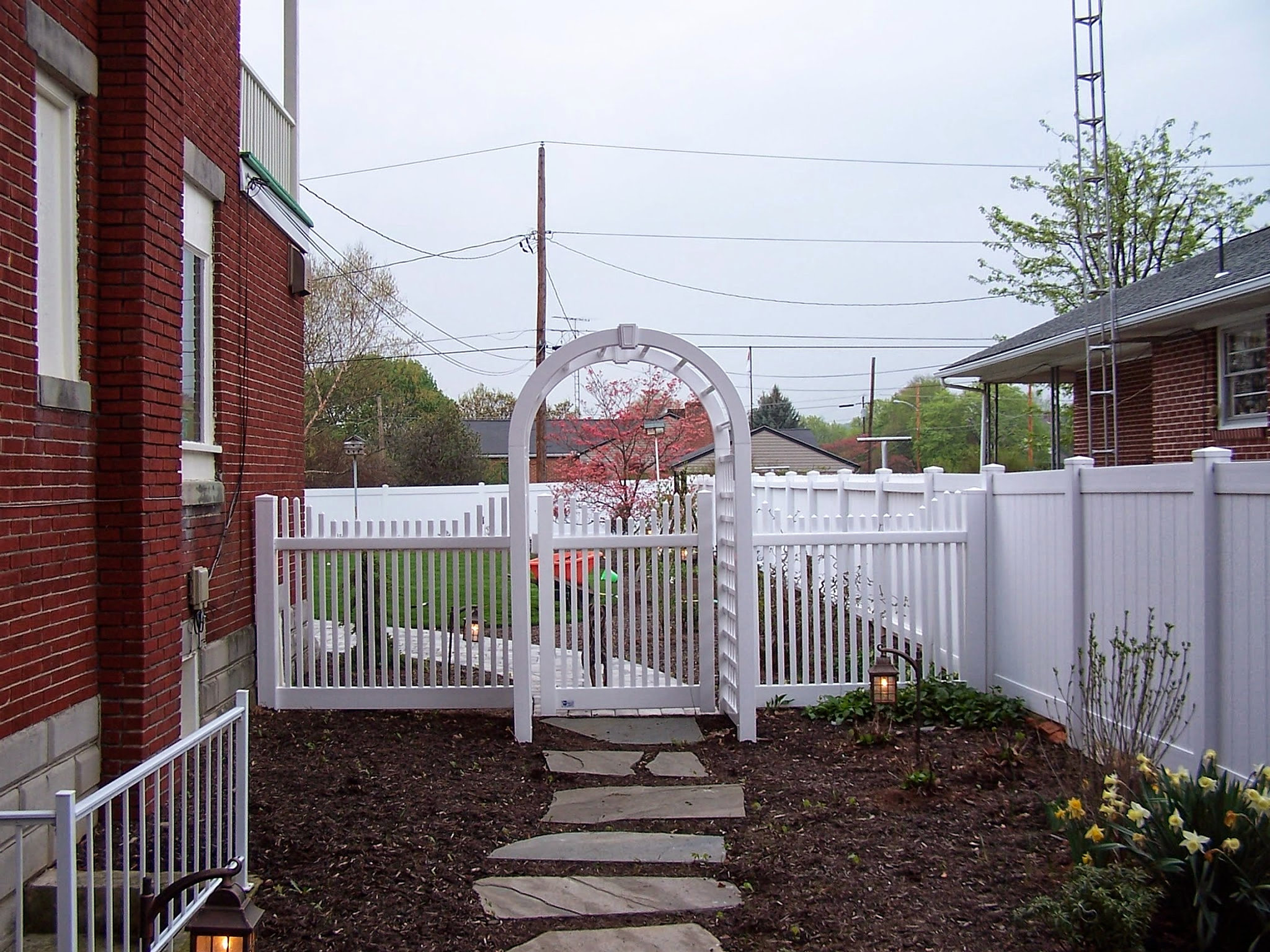 Fence Contractor And Retail Sales R Amp S Fence Co Arbor