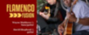 """Flamenco Jazz Fusion"" ""Strays Coffe"" ""Wayne Matthews Bass"" ""David Shepherd"" ""Tony Shepherd"""