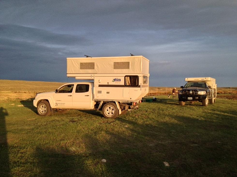 Fleet Flat Bed in Wyoming