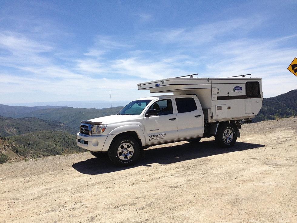 Fleet Flat Bed Camper Utah