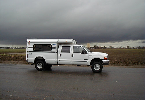 Four Wheel Camper, Four Wheel Campers, Grandby, Truck Camper, Pop Up Camper, Slide in Camper, Camper
