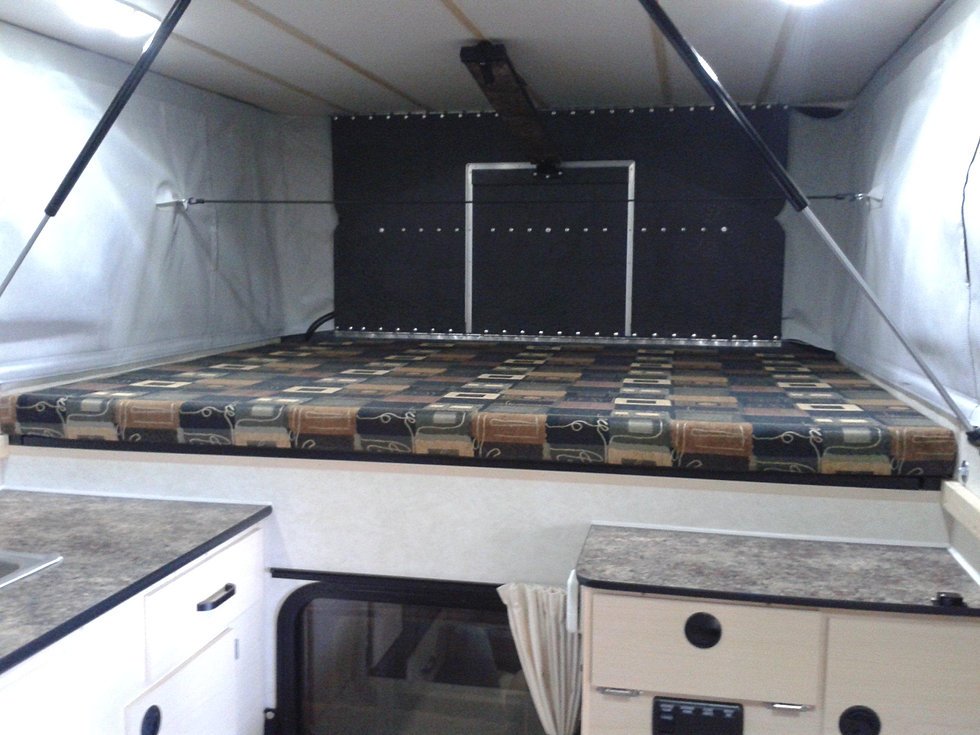 Fleet Flat Bed Interior 2
