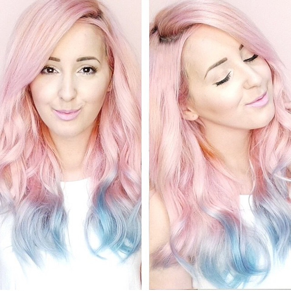 The hair den australia gallery - Pink fox instagram ...