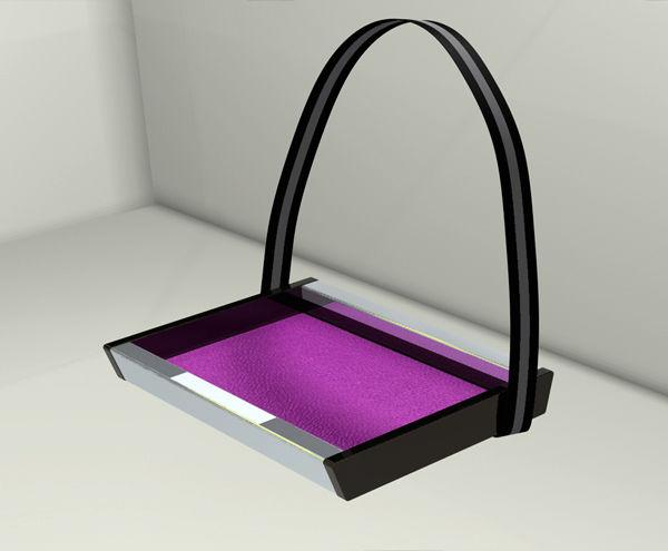 Make fabulous bespoke products usherette trays for Bespoke canape trays