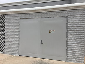 Utility Doors & Pro-Tech Painting │Portfolio Gallery│Featured Projects Pezcame.Com