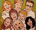 Asaho's host family