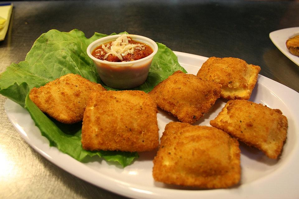 Fried Ravioli 2