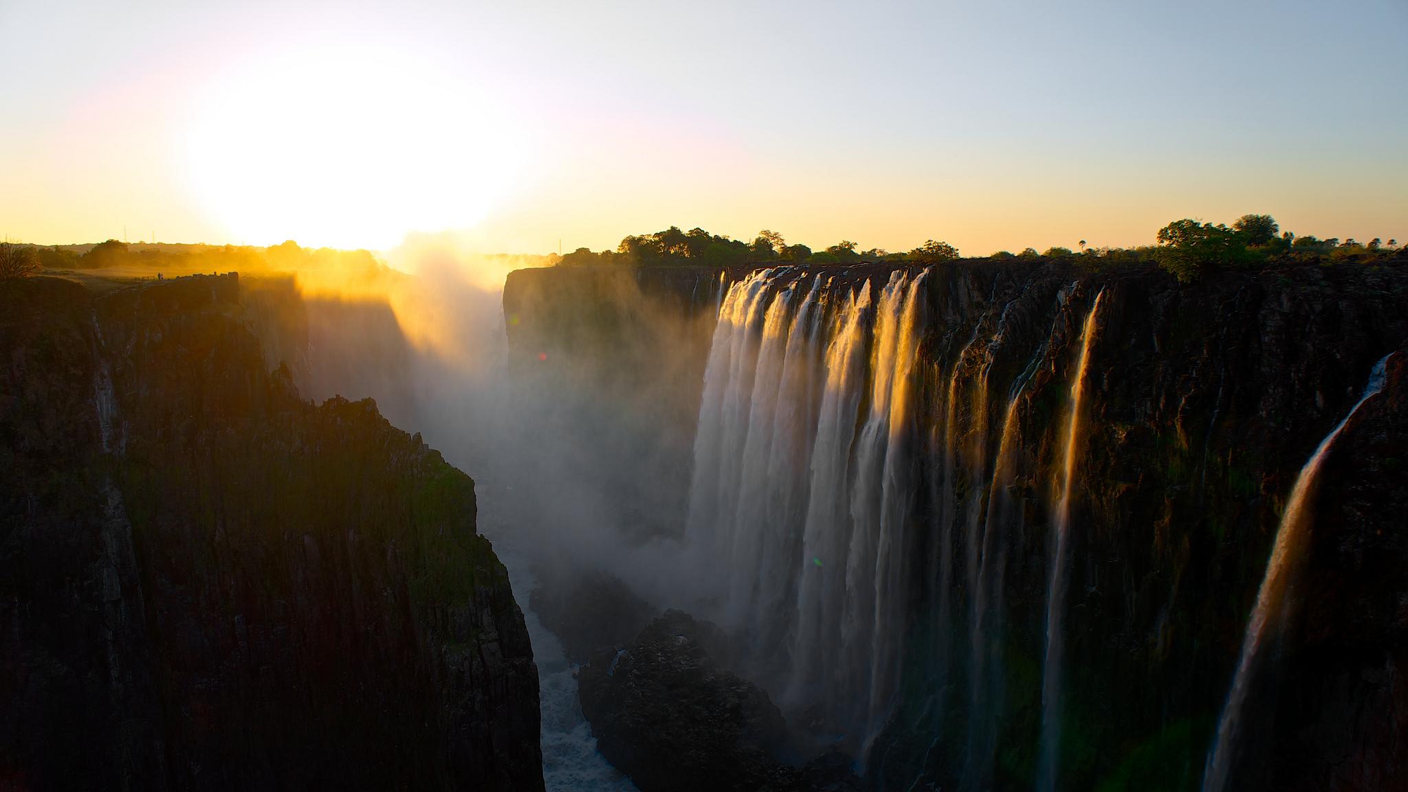 Victoria Falls - Zambia Tourism