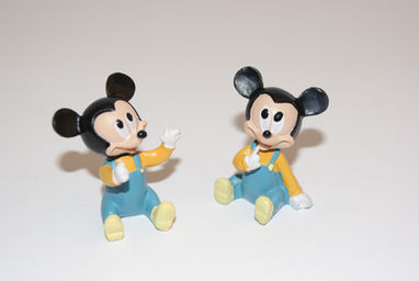 Figurine mickey pour bapteme - Decoration mickey pour bapteme ...