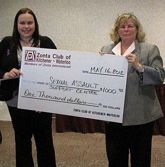Sexual Assault Support Centre Grant