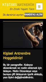 Fitness Eğitimi