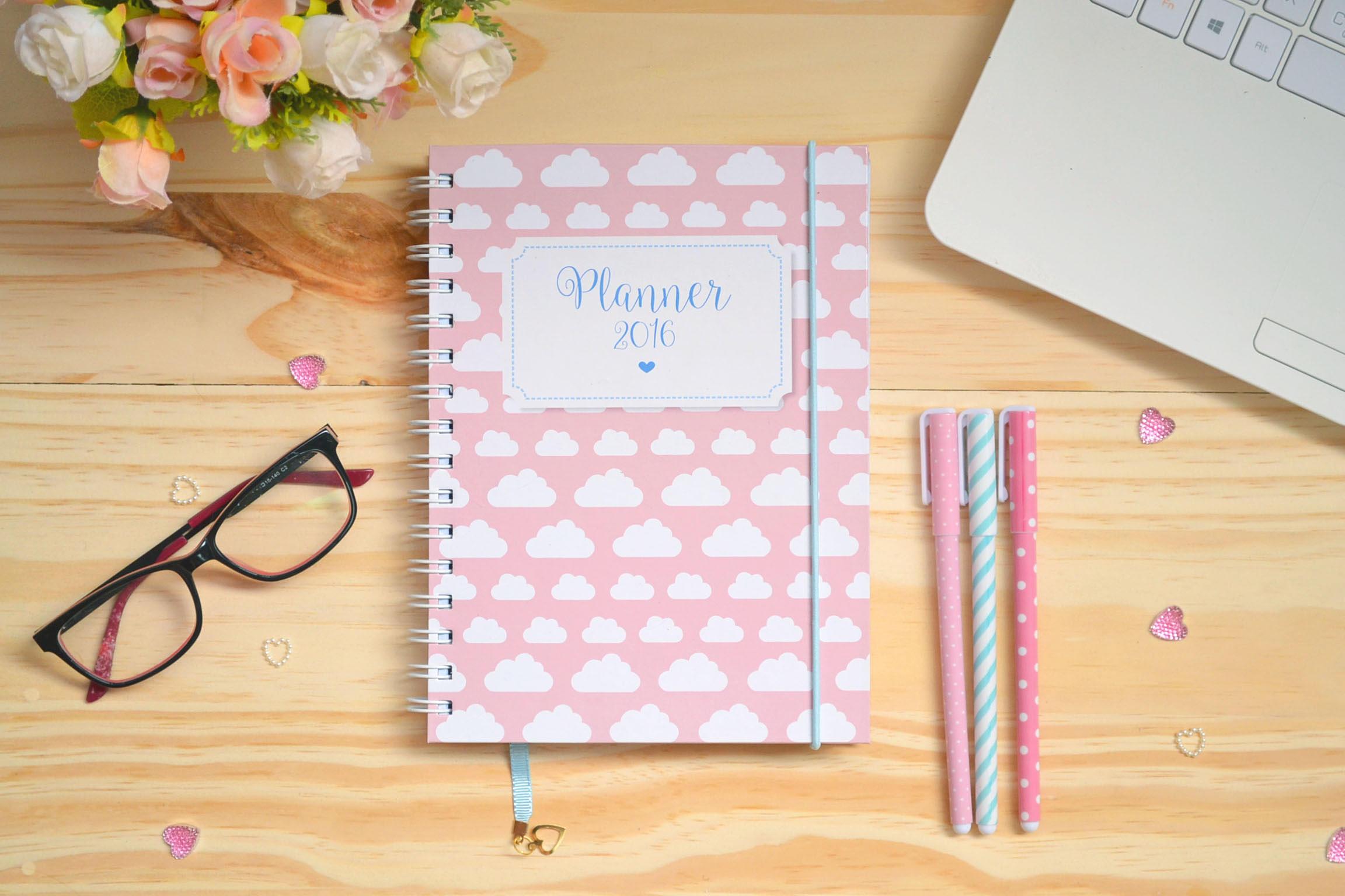 daily planner acessível