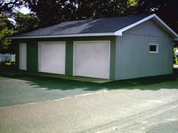 Blaze construction shed pole building companies in provo for 30x36 garage plans