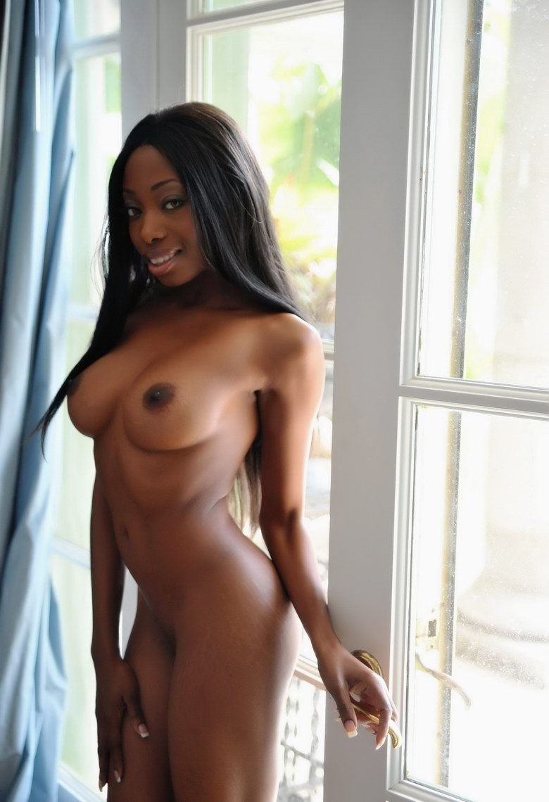 black ebony escort