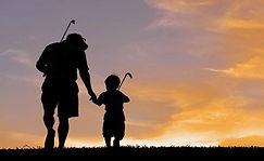 Verdigris Family Golfing