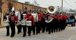 Verdigris HS Marching Band