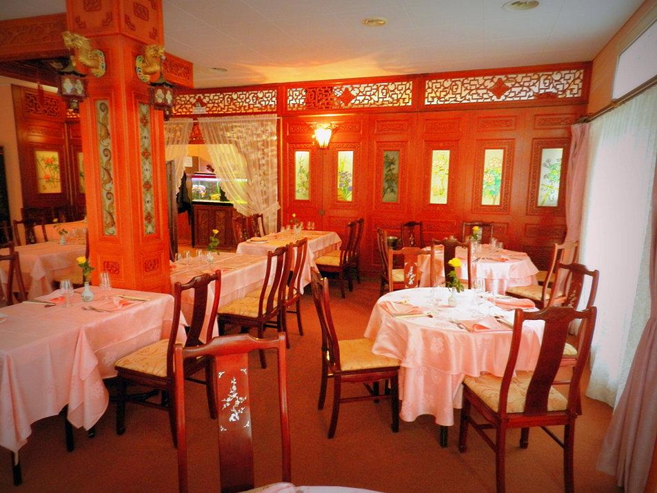 Guang jing cuisine chinoise et japonaise sushi a gogo for Salle a manger japonaise