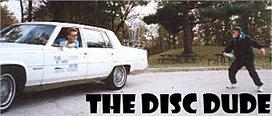 The Disc Dude - Rob Brennan