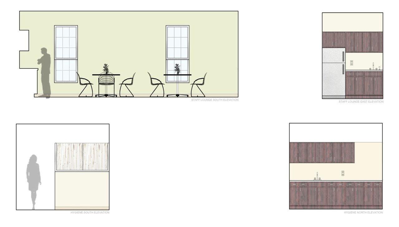 Waiting Room Elevation : Wix jermainectyson created by j tyson based on